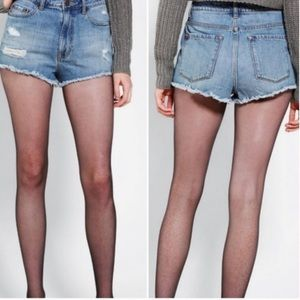 Urban Outfitters / BDG High-Rise Jean Shorts